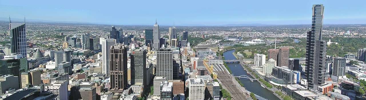 melbourne-panorama-business-district
